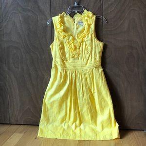 Studio I yellow dress